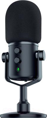Микрофон Razer Seiren Elite / RZ19-02280100-R3M1 микрофон razer seiren x черный [rz19 02290100 r3m1]