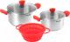 Набор кухонной посуды Rondell RDS-1003 -