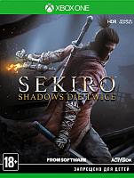 Игра для игровой консоли Microsoft Xbox One Sekiro: Shadows Die Twice -
