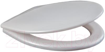 Сиденье для унитаза Ани Пласт WS0100