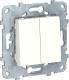 Выключатель Schneider Electric Unica NU521318 -