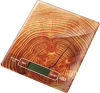 Кухонные весы Holt HT-KS-004 (дерево) -