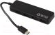 USB-хаб 5bites HB34C-311BK (черный) -