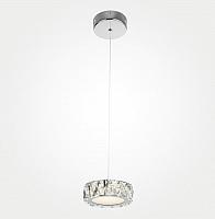 Потолочный светильник Евросвет Grasia 90048/1 (хром) -