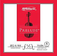 Струны для смычковых D'Addario J812 4/4M №2 -