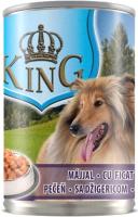 Корм для собак Piko Pet King Liver (1.24кг) -