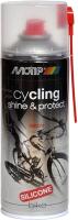 Средство по уходу за велосипедом MoTip Cycling / 000270 (400мл) -