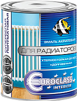 Эмаль Euroclass Для радиаторов отопления (900г) -