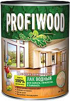 Лак Profiwood Для паркета, линолеума и ламината (800г, глянцевый) -