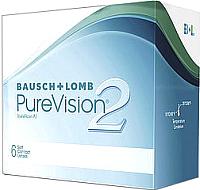 Контактная линза PureVision 2 Sph-2.50R8.6 -