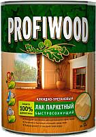 Лак Profiwood Для паркета (800мл, глянцевый) -