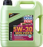 Моторное масло Liqui Moly Molygen New Generation DPF 5W30 / 21225 (4л) -