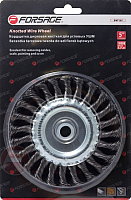 Щетка для электроинструмента Forsage F-BWF107 -