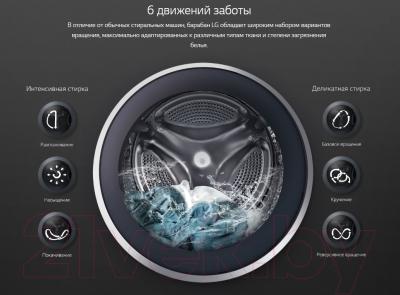 Стиральная машина LG FH0M7WDS1