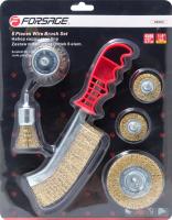 Набор щеток для электроинструмента Forsage F-BWS601 -