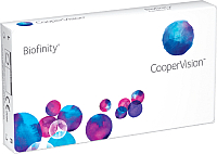 Контактная линза Biofinity Sph-1.25 R8.6 D14.0 -