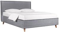 Двуспальная кровать ДеньНочь Аннета К04 KR00-17L 160x200 (PR05/PR05) -
