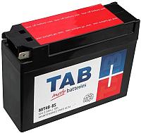 Мотоаккумулятор TAB YT4B-BS / 314515 (2.3 А/ч) -