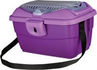 Переноска для животных Trixie Traveller Mini-Capri 39804 (Purple) -