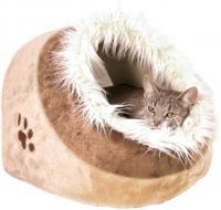 Домик для животных Trixie Minou 36281 (бежево-коричневый) -