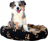 Лежанка для животных Trixie Sammy 37682 (черно-бежевый) -