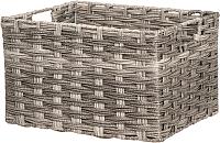 Набор корзин 4living 306942 (серый) -