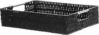Набор корзин 4living 305019 (черный) -