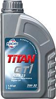 Моторное масло Fuchs Titan GT1 Flex 23 5W30 / 601406928 (1л) -