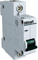 Выключатель автоматический Schneider Electric DEKraft 11105DEK -