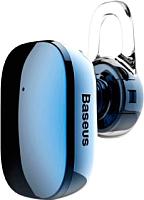 Односторонняя гарнитура Baseus Encok Mini A02 / NGA02-03 (голубой) -