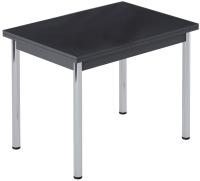 Обеденный стол Импэкс Leset Марсель 2Р (металл хром/антрацит) -