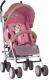Детская прогулочная коляска Lorelli Ida Beige Pink Girl / 10021301834 -