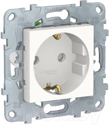 Розетка Schneider Electric Unica NU505718