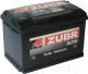 Автомобильный аккумулятор Zubr Ultra New L+ (75 А/ч) -