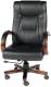 Кресло офисное Norden Consul Leather / 3158-L02 Leather (черный) -