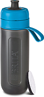 Фильтр питьевой воды Brita Fill&Go Active (голубой) -