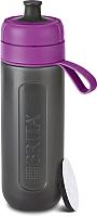 Фильтр питьевой воды Brita Fill&Go Active (фиолетовый) -