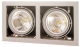 Комплект точечных светильников Lightstar Cardano 214127 -