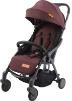 Детская прогулочная коляска Xo-kid Airo (Brown) -