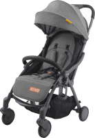Детская прогулочная коляска Xo-kid Airo (Dark Grey) -