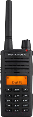 Радиостанция Motorola XT665D