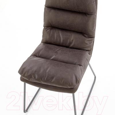 Стул Halmar K320 (темно-серый/черный)