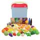Набор игрушечных продуктов PlayGo Корзинка с продуктами / 3125 -