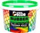 Краска Super Decor Резиновая №02 Черепица красная (1кг) -