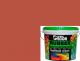 Краска Super Decor Резиновая №02 Черепица красная (3кг) -