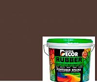 Краска Super Decor Резиновая №06 Арабика (6кг) -