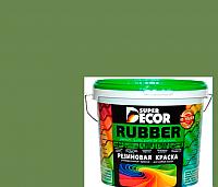 Краска Super Decor Резиновая №09 Лесная сказка (1кг) -