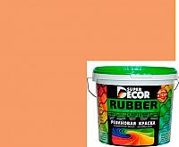 Краска Super Decor Резиновая №16 Топленое молоко (1кг) -