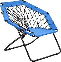 Кресло складное Halmar Widget (синий) -