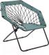 Кресло складное Halmar Widget (темно-зеленый) -